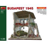 Диорама. Будапешт 1945г. масштаб 1:35 MiniArt MiA36007, фото 1