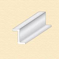 Z-профиль пластиковый, 4,8 мм, 3 шт/упак EVG756, фото 1