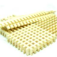 Заготовки для решеток, 73х4,3 мм, дерево, 32 шт RB016-23, фото 1