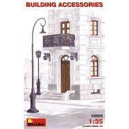 Аксессуары для зданий масштаб 1:35 MiniArt MiA35005, фото 1