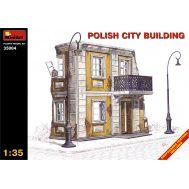 Польский городской дом масштаб 1:35 MiniArt MiA35004, фото 1