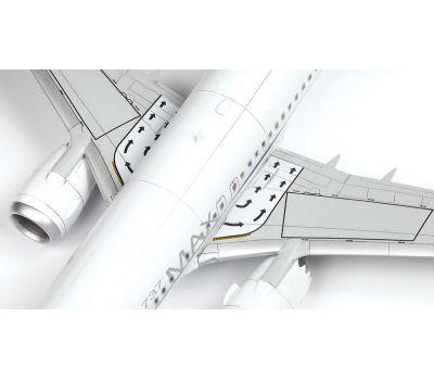 Пассажирский авиалайнер Боинг 737-8 MAX масштаб 1:144 ZV7026, фото 3